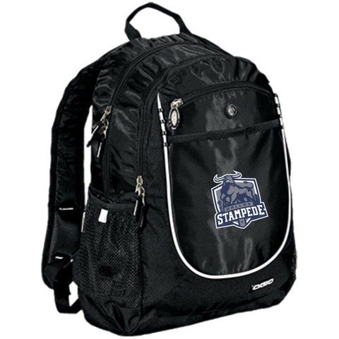 Dallas Stampede | Street Gear | Embroidered Rugged Bookbag