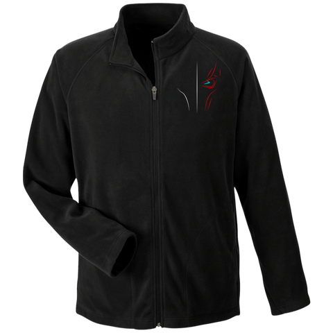M8TRIXGames | Street Gear | Embroidered Microfleece
