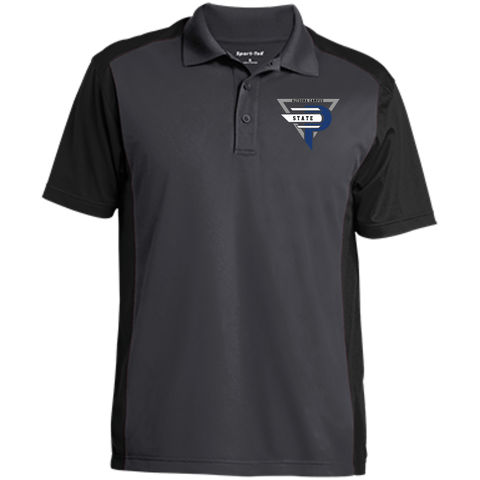 Esports at Penn State Altoona | Street Gear | Embroidered Men's Colorblock Sport-Wick Polo