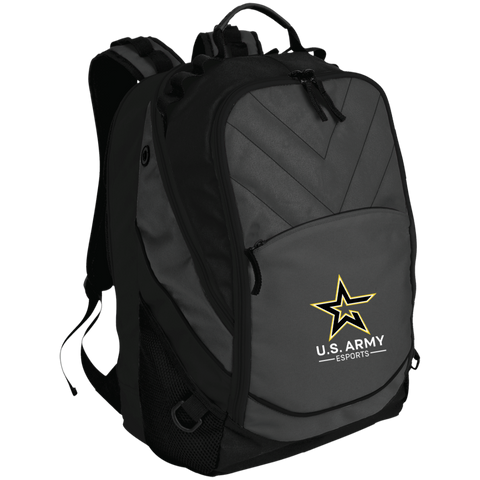U.S. Army Esports | Street Gear | Embroidered Laptop Computer Backpack