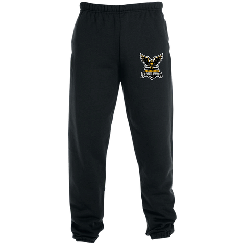 Pittsburgh Ironhawks | Street Gear | Embroidered Sweatpants with Pockets