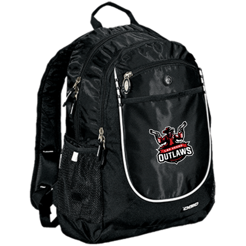 Las Vegas Outlaws | Street Gear | Embroidered Rugged Bookbag