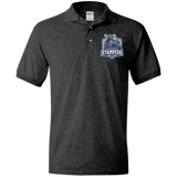Dallas Stampede | Street Gear | Embroidered Jersey Polo Shirt