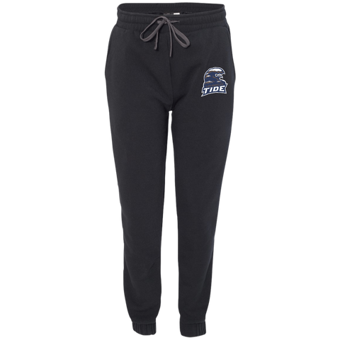 Los Angeles Tide | Street Gear | Embroidered Adult Fleece Joggers