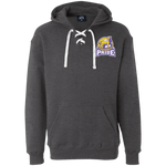 Minnesota Pride | Street Gear | Embroidered Heavyweight Sport Lace Hoodie