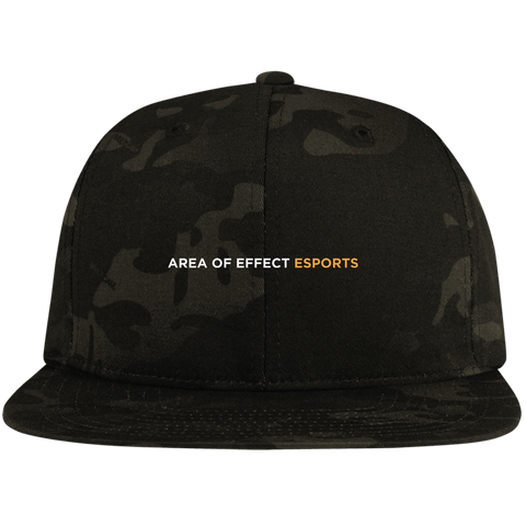 Area of Effect Esports | Street Gear | Snapback Hat [Embroidered]
