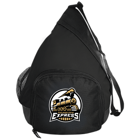 Philadelphia Express | Street Gear | Embroidered Active Sling Pack