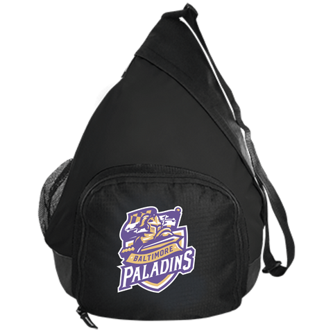 Baltimore Paladins | Street Gear | Embroidered Active Sling Pack