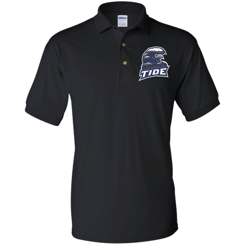 Los Angeles Tide | Street Gear | Embroidered Jersey Polo Shirt