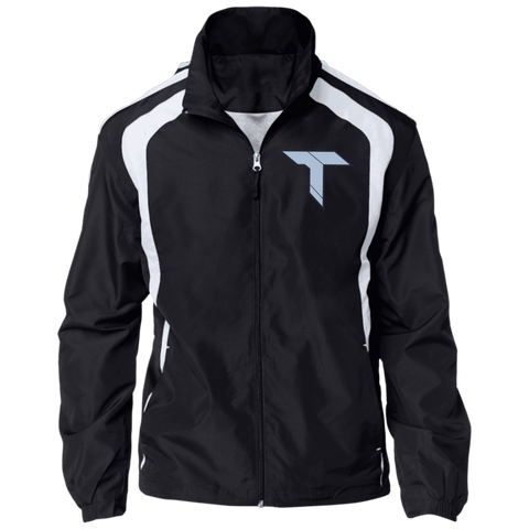 TempZ | Street Gear | Embroidered Jersey-Lined Jacket