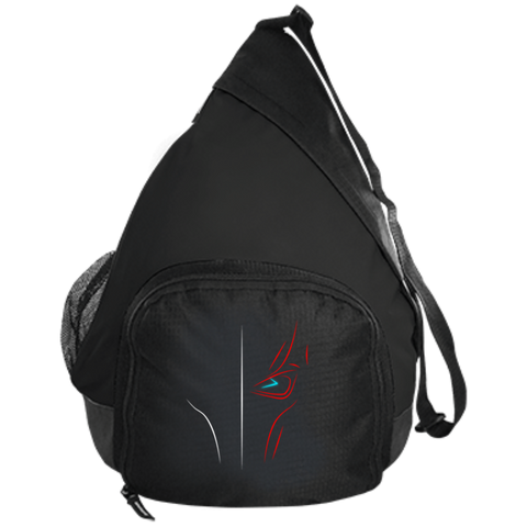 M8TRIXGames | Street Gear | Embroidered Active Sling Pack