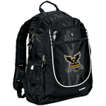 Pittsburgh Ironhawks | Street Gear | Embroidered Rugged Bookbag