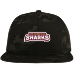 San Francisco Sharks | Street Gear | Embroidered Snapback Hat