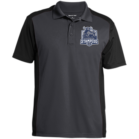 Dallas Stampede | Street Gear | Embroidered Sport-Wick Polo