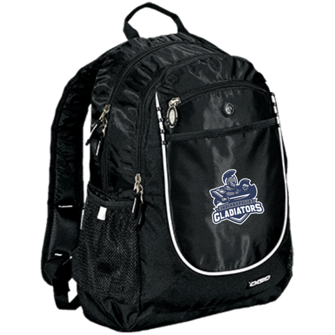Indianapolis Gladiators | Street Gear | Embroidered Rugged Bookbag