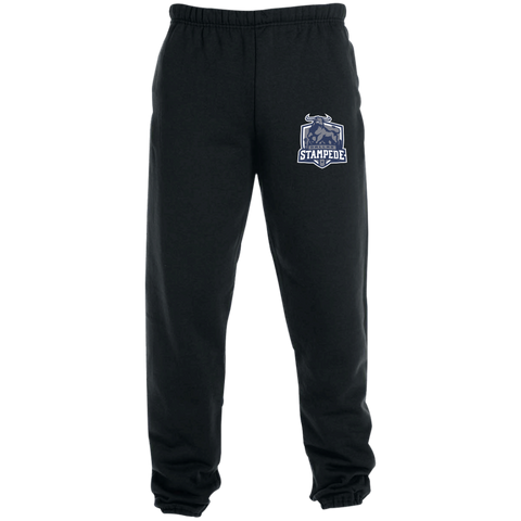 Dallas Stampede | Street Gear | Embroidered Sweatpants with Pockets