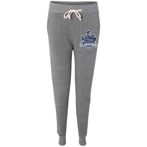 Indianapolis Gladiators | Street Gear | Embroidered Ladies' Fleece Jogger