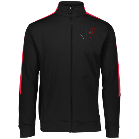 M8trixGames | Street Gear | [Embroidered] Performance Colorblock Full Zip