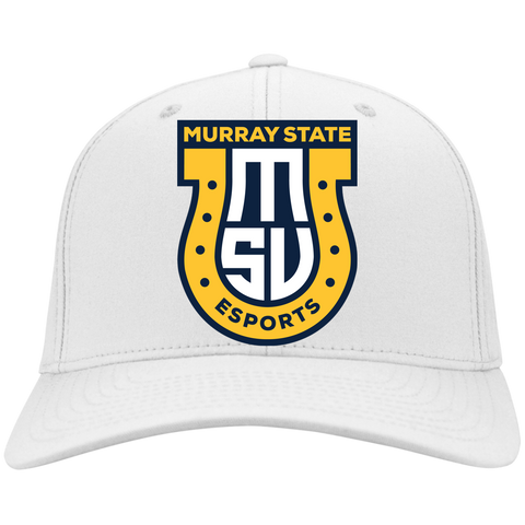 Murray State Esports| Street Gear | Embroidered Twill Cap