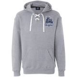 Dallas Stampede | Street Gear | Embroidered Heavyweight Sport Lace Hoodie
