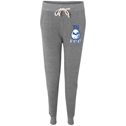 Totino Grace High School | Street Gear | Ladies' Fleece Jogger [Embroidered]