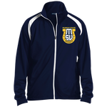 Murray State Esports | Street Gear | Embroidered Men's Raglan Sleeve Warmup Jacket