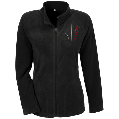 M8TRIXGames | Street Gear | Embroidered Ladies' Microfleece