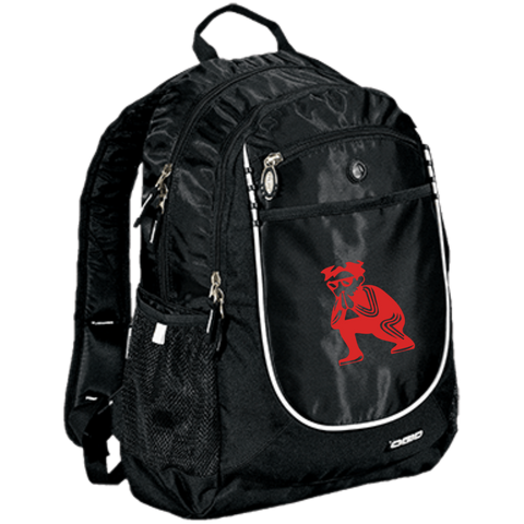 8Second Gaming | Street Gear | Embroidered Rugged Bookbag