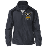 Pittsburgh Ironhawks | Street Gear | Embroidered Jersey-Lined Jacket