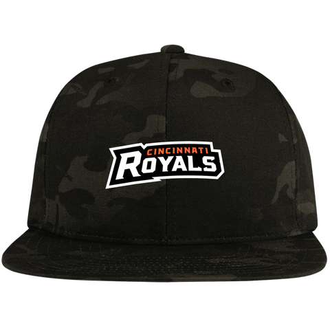 Cincinnati Royals | Street Gear | Embroidered Snapback Hat