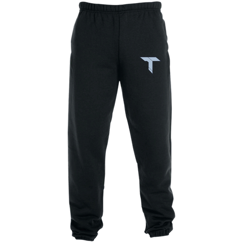 TempZ | Street Gear | Embroidered Sweatpants with Pockets