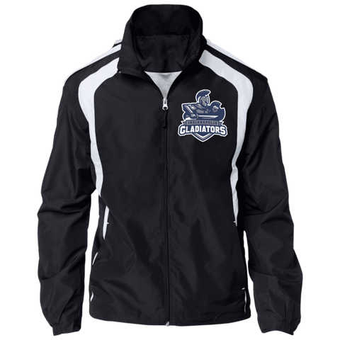 Indianapolis Gladiators | Street Gear | Embroidered Jersey-Lined Jacket