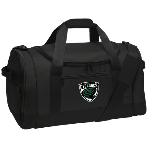 Oklahoma City Cyclones | Street Gear | Embroidered Travel Sports Duffel