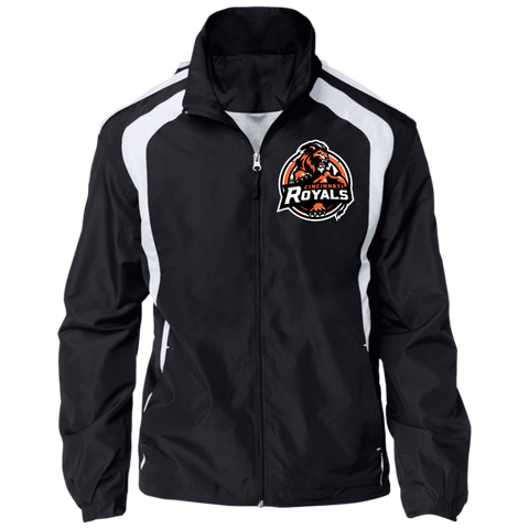 Cincinnati Royals | Street Gear | Embroidered Jersey-Lined Jacket
