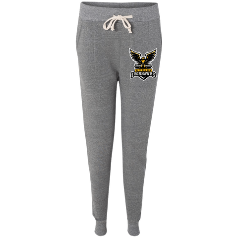 Pittsburgh Ironhawks | Street Gear | Embroidered Ladies' Fleece Jogger