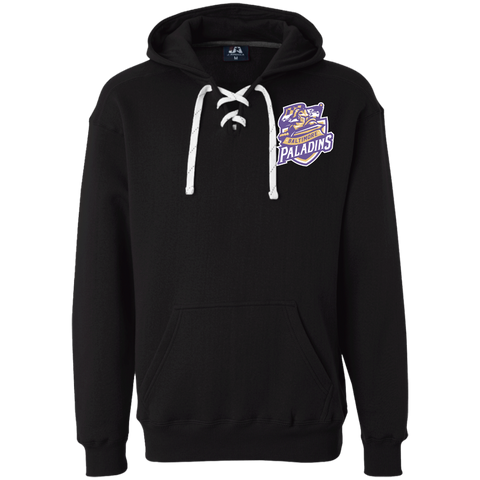 Baltimore Paladins | Street Gear | Embroidered Heavyweight Sport Lace Hoodie