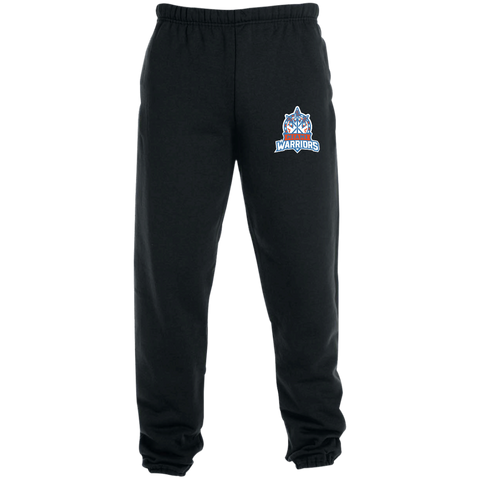 Miami Warriors | Street Gear | Embroidered Sweatpants with Pockets