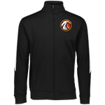 Oklahoma Christian Esports | Street Gear | Embroidered Performance Colorblock Full Zip