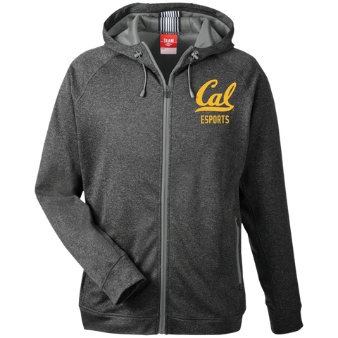 Cal Esports | Street Wear | Performance Hooded Jacket [Embroidered]