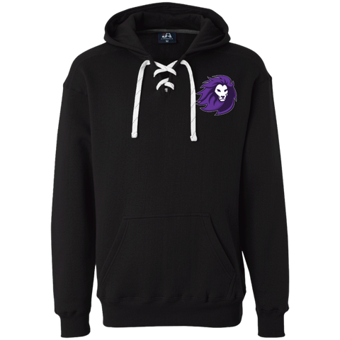 Lions Esports | Street Gear | Embroidered Heavyweight Sport Lace Hoodie