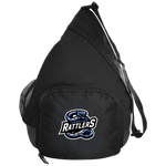 Carolina Rattlers | Street Gear | Embroidered Active Sling Pack