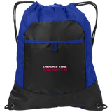 Cherokee Trail Esports | Street Gear | Embroidered Pocket Cinch Pack