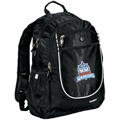 Miami Warriors | Street Gear | Embroidered Rugged Bookbag