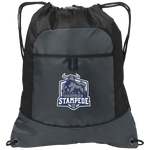Dallas Stampede | Street Gear | Embroidered Pocket Cinch Pack