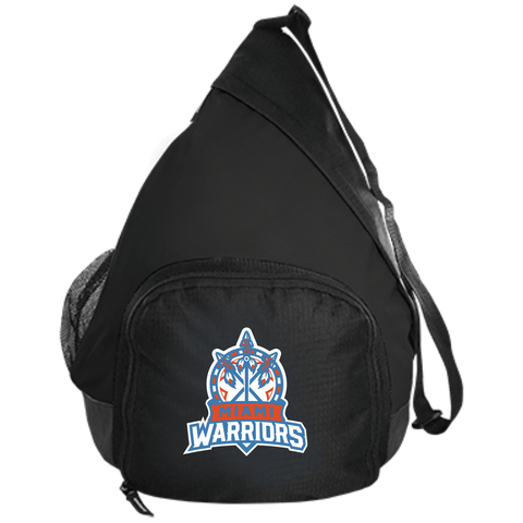 Miami Warriors | Street Gear | Embroidered Active Sling Pack