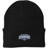 Dallas Stampede | Street Gear | Embroidered Knit Cap