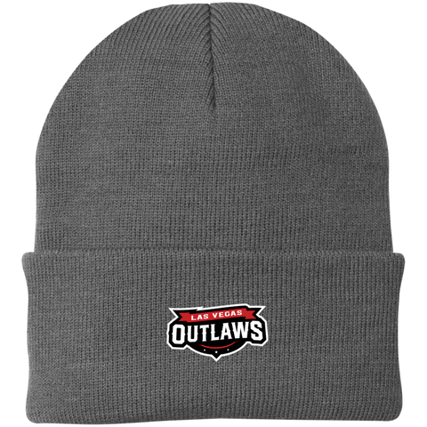 Las Vegas Outlaws | Street Gear | Embroidered Knit Cap