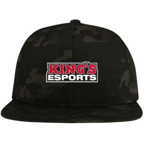 King's Esports | Street Gear | Embroidered Snapback Hat