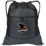 Chicago Lakehawks | Street Gear | Embroidered Pocket Cinch Pack