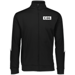 ClashGG | Street Gear | Embroidered Performance Colorblock Full Zip